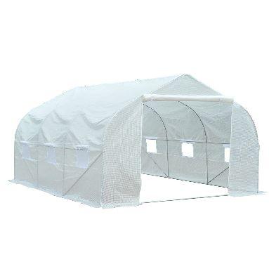 Outsunny 11' x 10' x 7' Portable Greenhouse