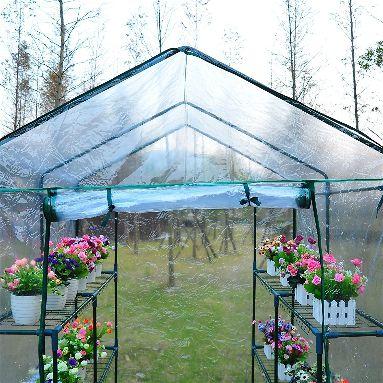 Outsunny Garden Steeple Portable Greenhouse
