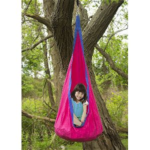 Sorbus Kids Child Pod Swing Chair