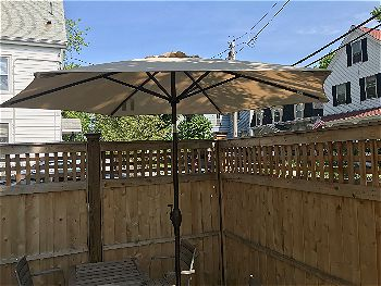 Abba Patio 6 Rib Market Umbrella