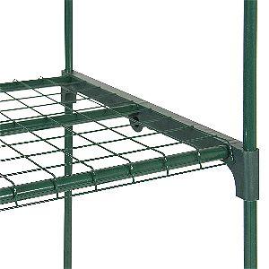 Best Choice Products Mini Greenhouse Shelf Detail
