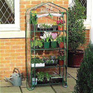 Blissun 4 Tier Mini Greenhouse
