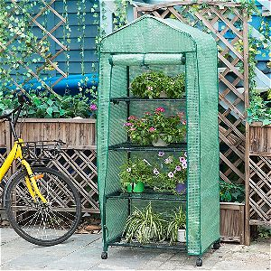 Finether 4-Tier Greenhouse