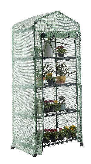 GOJOOASIS Mini Portable Garden Greenhouse
