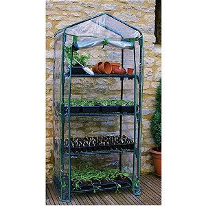 Gardman R687 4-Tier Mini Greenhouse, the Best Mini Greenhouse around