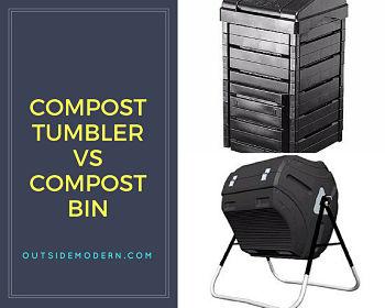 compost bin vs. tumbler