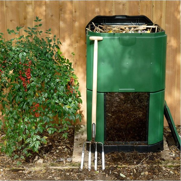 Aerobin 400 Composter Review