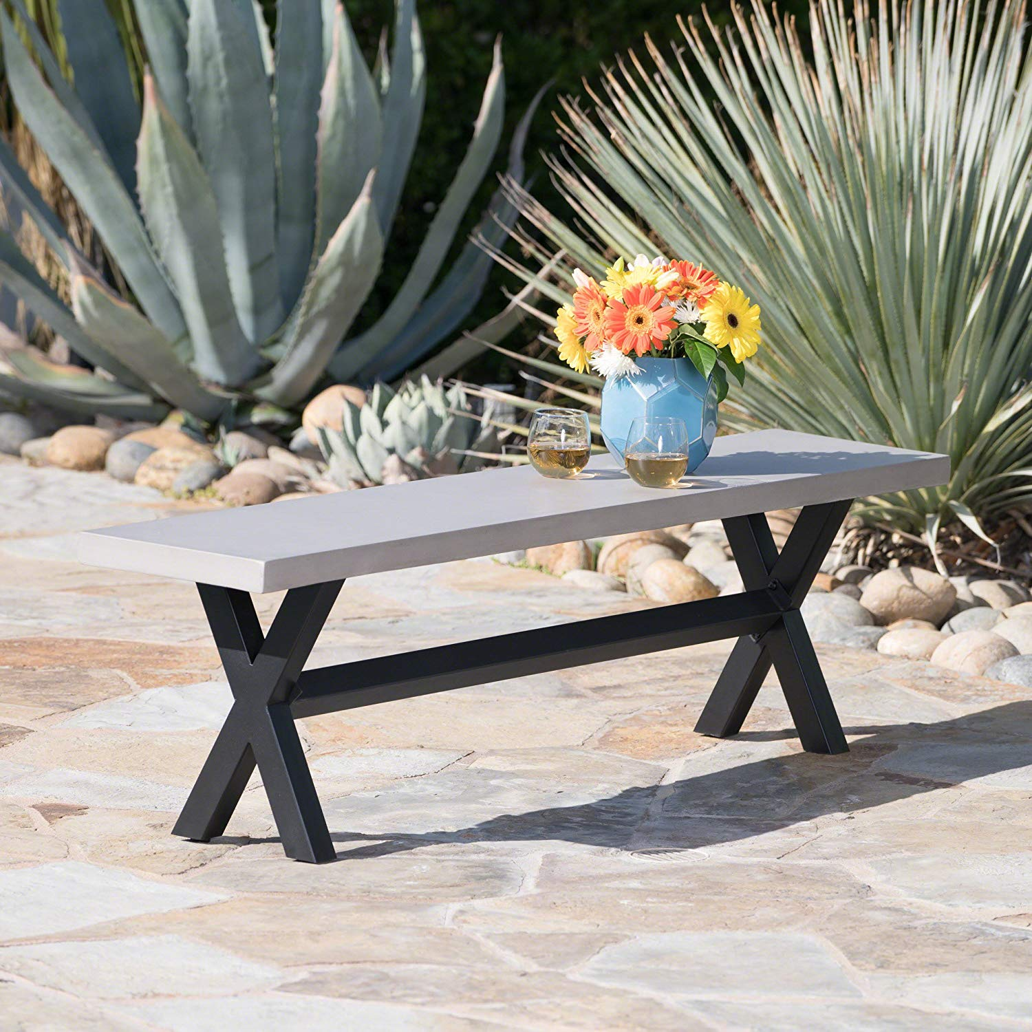 This Beautiful Outdoor Bench By Great Deal Furniture Is Known