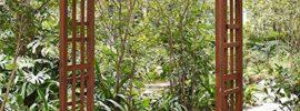 Halstead Wooden Arbor