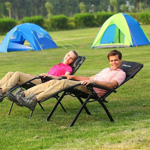KingCamp Zero Gravity Chair Review