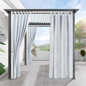 Pergola Curtains by RYB Home