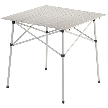 Coleman Outdoor Compact Roll-Up Table