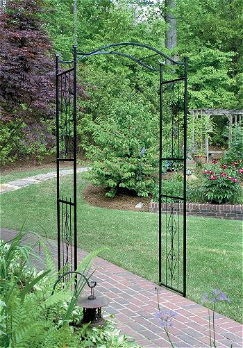 Gardman R355 Charleston Arch, the Best Metal Arbor