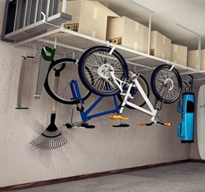 High Fleximounts Shelf with Storage Underneath