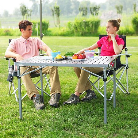 KingCamp Roll Up Table