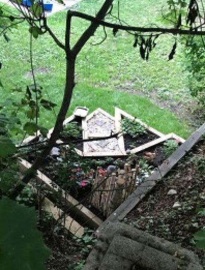 Raised Garden Bed Cheap Landscaping Ideas