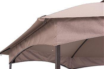 Sunjoy Madison Canopy Detail