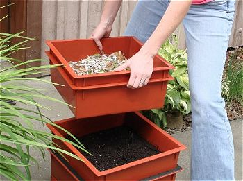 Worm Factory 360, the Best Worm Composter