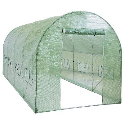 Best Choice Products SKY1917 Walk-In Tunnel Green House