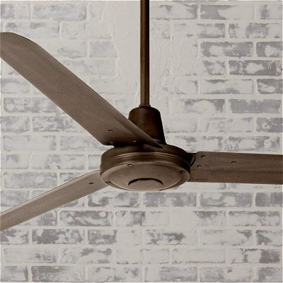 Casa Vieja Turbina Oil-Rubbed Bronze Ceiling Fan