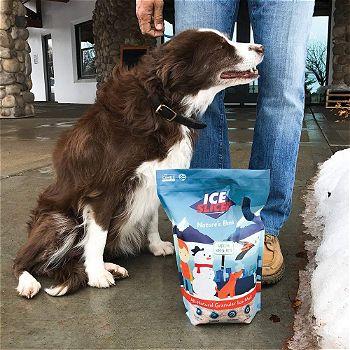 REDMOND Ice Slicer - Ice Melt Salt, Kid & Pet Safe Deicer