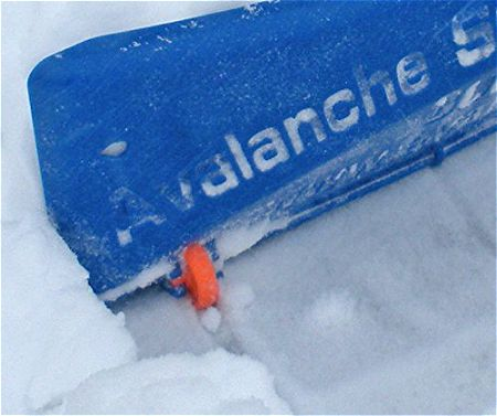 AVALANCHE! SRD20 Roof Rake in Action