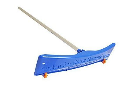 AVALANCHE! SRD20 Snow Rake Deluxe 20 with 24-Inch Wide Rake Head