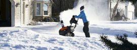 start a snowblower