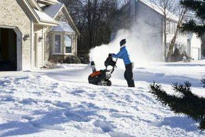 Husqvarna ST111 Snow Blower