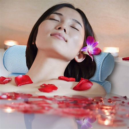 Kleeger Hot Tub Bath Pillow