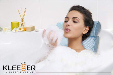Kleeger Spa Bath Pillow