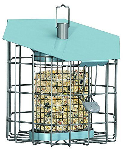 Nuttery NC001 Hexihaus Compact Suet Feeder
