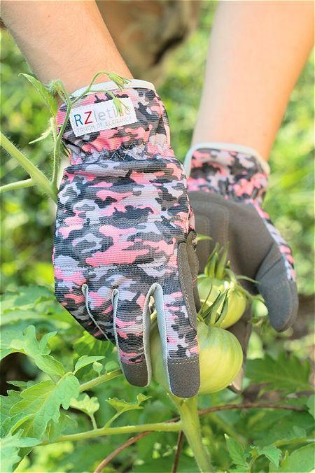 RZleticc Gardening Gloves