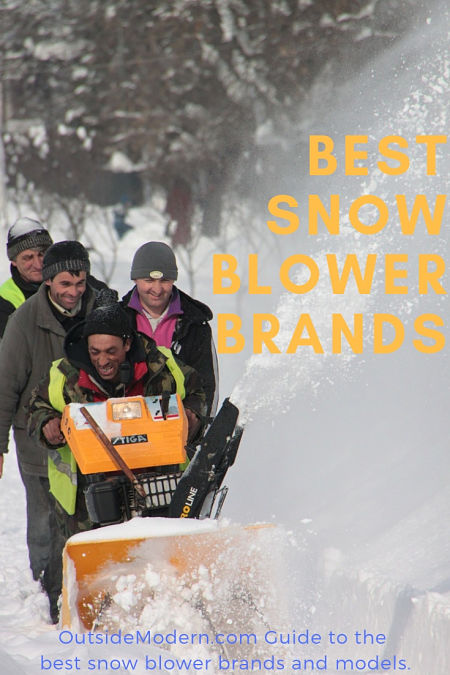 Snow Blower Brands