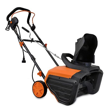 WEN 5662 Snow Blaster 18-Inch 13.5-Amp Electric Snow Blower
