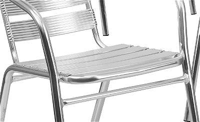 Flash Furniture Indoor-Outdoor Stack Chair