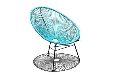 Harmonia Living HL-ACA-LC-GBB Acapulco Lounge Chair