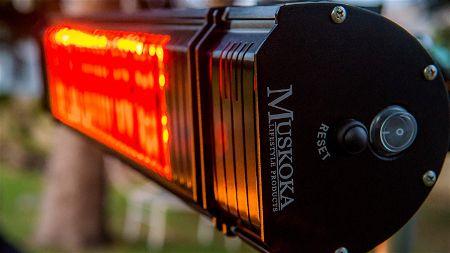 Muskoka Lifestyle Products 1500 Watt Garage Heater