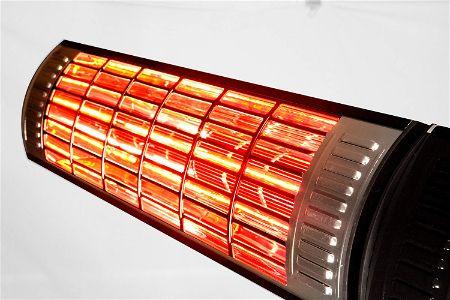 Muskoka Lifestyle Products 1500 Watt Infrared Heater