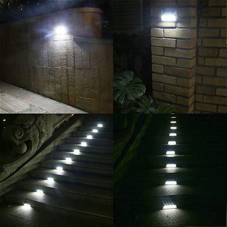 Roopure Solar Deck Lights