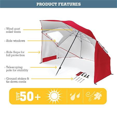 Sport-Brella Features