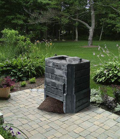 Algreen Soil Saver Compost Bin