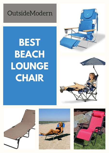 Best Beach Lounge Chair
