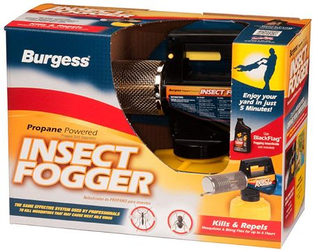 Burgess 1443 Propane Insect Fogger