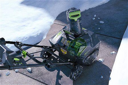 Greenworks PRO 20-Inch 80V Cordless Snow Blower
