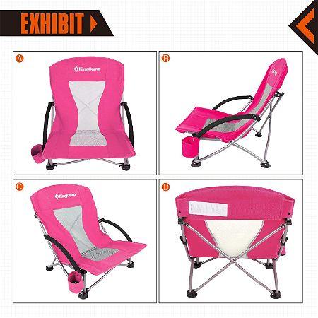 KingCamp Sling Beach Chair