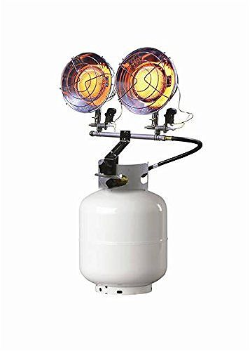 Mr. Heater F242655 MH30TS Double Tank Top Outdoor Heater MH30TS