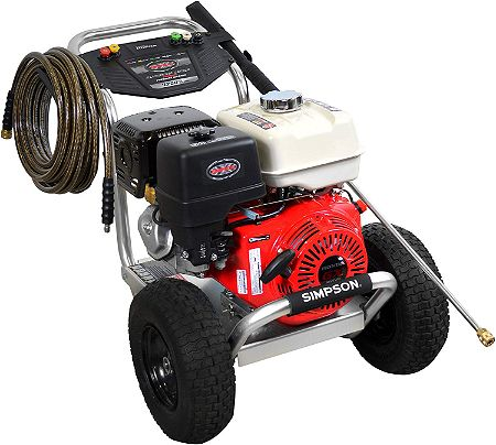 SIMPSON Cleaning ALH4240 Aluminum 4.0 GPM Gas Pressure Washer