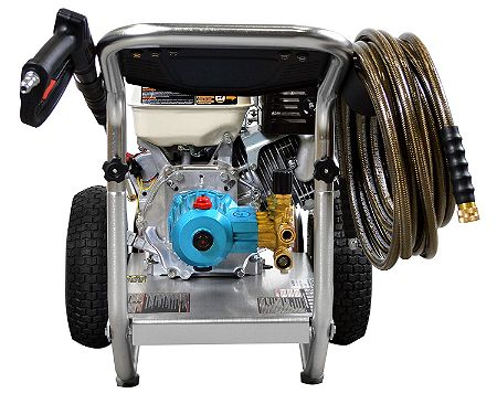 SIMPSON Cleaning ALH4240 Pressure Washer Back View