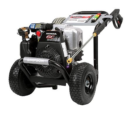 SIMPSON Cleaning PS3228-S 3300 PSI at 2.5 GPM Gas Pressure Washer